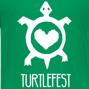 Turtlefest  - Kid's T - Toddler Premium T-Shirt