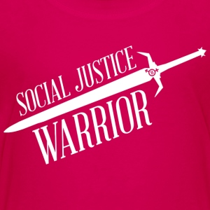 Social Justice Warrior - Kid's T - Toddler Premium T-Shirt