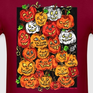Pumpkins - Men's T-Shirt