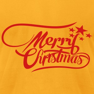 fontchristmas Bags & backpacks - Men's T-Shirt by American Apparel