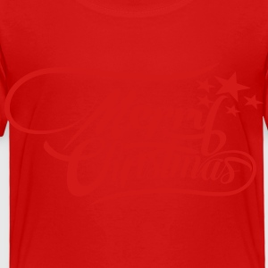 fontchristmas Kids' Shirts - Toddler Premium T-Shirt