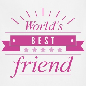 World's Best Friend - Adjustable Apron