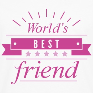 World's Best Friend - Men's Premium Long Sleeve T-Shirt