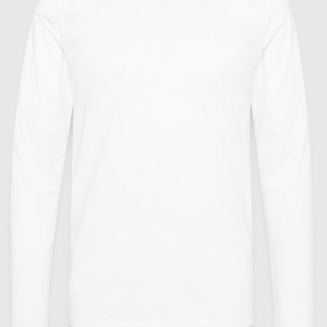 Fuck finger man T-Shirts - Men's Premium Long Sleeve T-Shirt