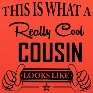 This Is What A Really Cool Cousin Looks Like T-Shirts - Tote Bag