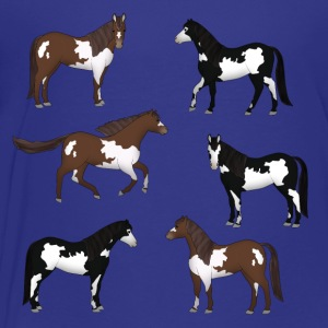 Paint Horse Kids' Shirts - Toddler Premium T-Shirt