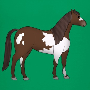 Paint Horse brown white Kids' Shirts - Toddler Premium T-Shirt