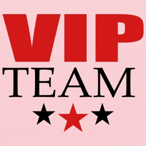 Star team logo member stamp vip person important p T-Shirts - Kids' Hoodie