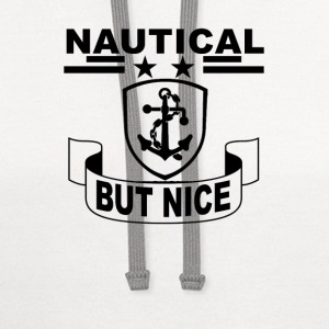 nautical_but_nice_ - Contrast Hoodie