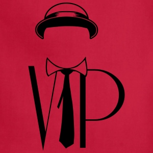 Retro gangster vip criminal very important person  T-Shirts - Adjustable Apron