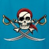 Pirate Skull  Kids' Shirts - Kids' T-Shirt