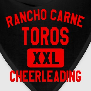 Rancho Carne Toros Cheerleading - Bring It On T-Shirts - Bandana