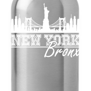 Newyork Bronx Shirt - Water Bottle