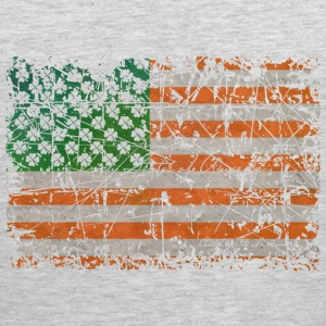 Irish States Of Lucky America  - Men's Premium Tank