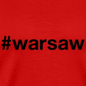WARSAW - Men's Premium T-Shirt