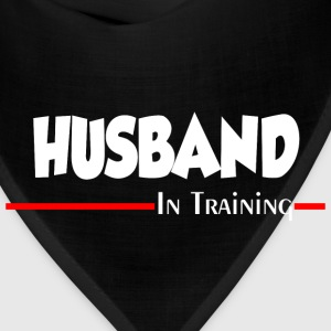 HUSBAND IN TRAINING T-Shirts - Bandana