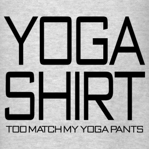 YOGA SHIRT Hoodies - Men's T-Shirt