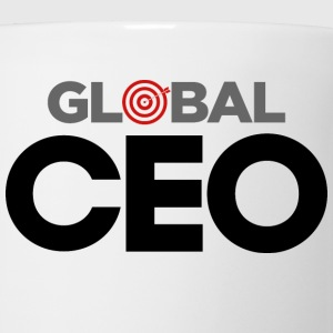 Women's Global CEO T-Shirt - Coffee/Tea Mug