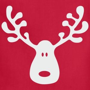 Reindeer T-Shirts - Adjustable Apron