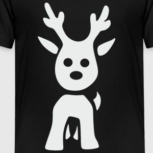 Little Reindeer Kids' Shirts - Toddler Premium T-Shirt