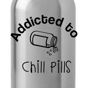Addicted to Chill Pills Mechandise - Water Bottle