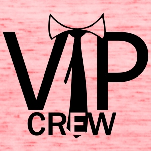 Cool logo design vip very important person importa T-Shirts - Women's Flowy Tank Top by Bella