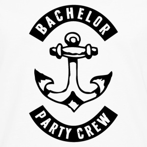 Bachelor Party Crew Patch Sportswear - Men's Premium Long Sleeve T-Shirt