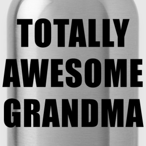 Totally Awesome Grandma T-Shirts - Water Bottle