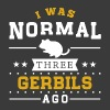 Normal Three Gerbils Ago T-Shirts - Women´s Roll Cuff T-Shirt