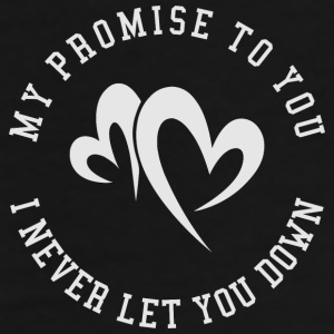 My Promise to You - Men's Premium T-Shirt