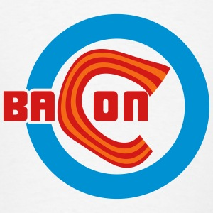 Chicago Bacon Baseball Tanks - Men's T-Shirt