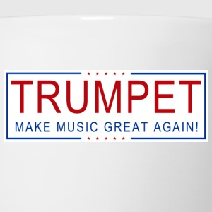 TRUMPET Make Music Great! T-Shirts - Coffee/Tea Mug