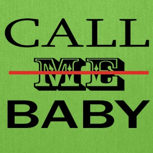 CALL_ME_BABY - Tote Bag