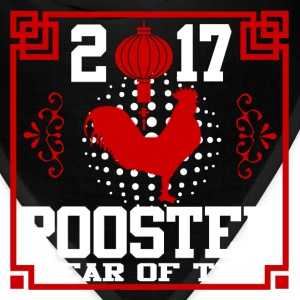 rooster 2017 278378123.png T-Shirts - Bandana