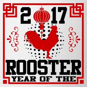 rooster 2017 1219201902.png T-Shirts - Coffee/Tea Mug