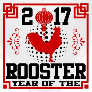 rooster 2017 1219201902.png T-Shirts - Bandana