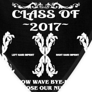Class of 2017- Keepsake - Lose Our Number - Bandana
