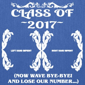 Class of 2017- Keepsake - Lose Our Number - Tote Bag
