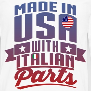 American Italian Kids' Shirts - Men's Premium Long Sleeve T-Shirt