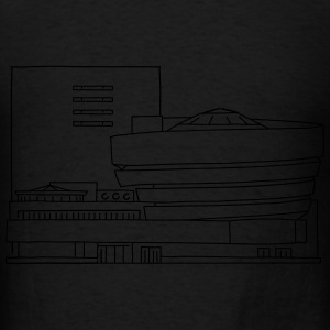 Guggenheim Museum New York - Men's T-Shirt