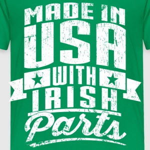 American Irish Kids' Shirts - Toddler Premium T-Shirt