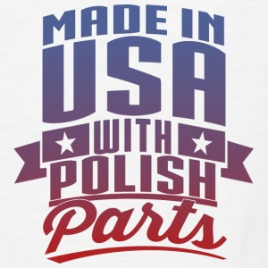 American Polish Baby Bodysuits - Men's T-Shirt
