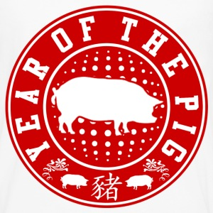 YEAR OF THE PIG - Men's Premium Long Sleeve T-Shirt