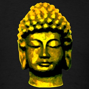 buddha head gold Sportswear - Men's T-Shirt
