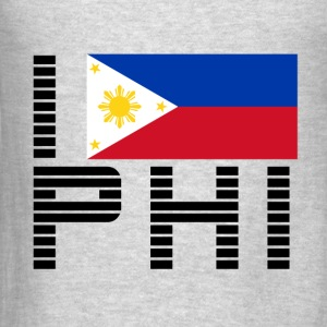 love philippines - Men's T-Shirt