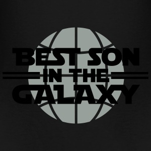 Best son in the galaxy Bags & backpacks - Toddler Premium T-Shirt