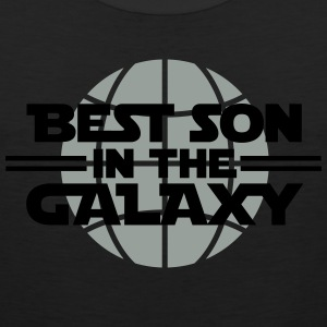 Best son in the galaxy T-Shirts - Men's Premium Tank