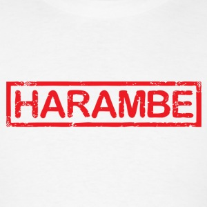 Harambee Long Sleeve Shirts - Men's T-Shirt