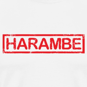 Harambee Long Sleeve Shirts - Men's Premium T-Shirt