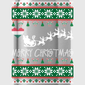 merry_christmas_hungarian T-Shirts - Water Bottle